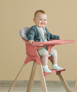 Best High Chair for Baby-led Weaning